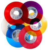 Elvis Colored Vinyl 6-Pack: Good Rockin' Tonight