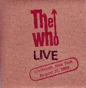 Live: Wantaugh, New York, August 31, 2002 (2-CD)