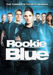 Rookie Blue - Complete 4th Season (4-DVD)