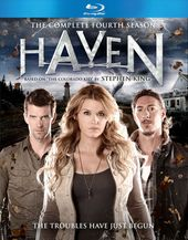 Haven - Complete 4th Season (Blu-ray)