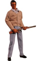 Night of the Living Dead - Ben - Action Figure