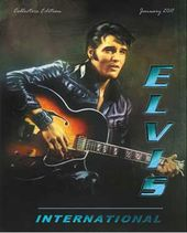Elvis International Collectors Edition (January