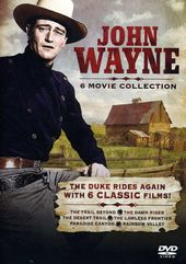 John Wayne - 6 Movie Collection