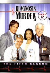 Diagnosis Murder - Season 5, Part 2 (4-DVD)