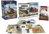 Trains - American Railroads: The Complete Story