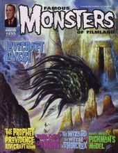 Famous Monsters of Filmland #255 (Diamond