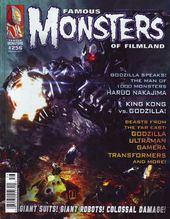 Famous Monsters of Filmland #256