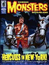 Famous Monsters of Filmland #70