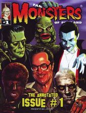 Famous Monsters of Filmland - The Annotated Issue