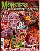 Famous Monsters Underground #1 (June/July 2011)