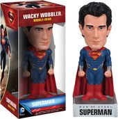 DC Comics - Superman: Man of Steel - Wacky Wobbler