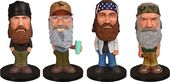 Duck Dynasty - 4-Piece Mini Wacky Wobbler Set