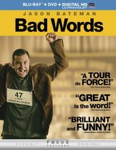 Bad Words (Blu-ray + DVD)