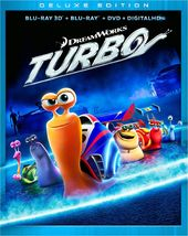 Turbo 3D (Blu-ray + DVD)