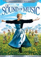 The Sound of Music (2-DVD + Blu-ray)