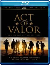 Act of Valor (Blu-ray + DVD)