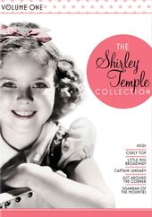 The Shirley Temple Collection, Volume 1 (Heidi /