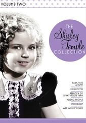 The Shirley Temple Collection, Volume 2 (6-DVD)