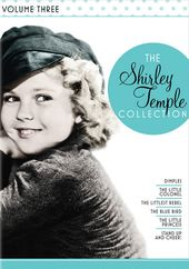 The Shirley Temple Collection, Volume 3 (6-DVD)