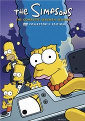 The Simpsons - Complete Season 7 (4-DVD)