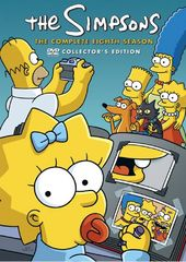 The Simpsons - Complete Season 8 (4-DVD)