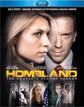 Homeland - Complete 2nd Season (Blu-ray)