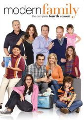 Modern Family - Complete 4th Season (3-DVD)