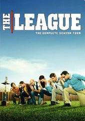 The League - Season 4 (2-DVD)