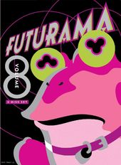 Futurama - Volume 8 (2-DVD)