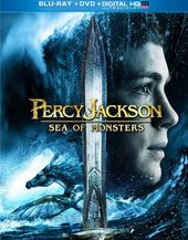 Percy Jackson: Sea of Monsters (Blu-ray + DVD)