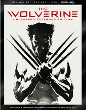The Wolverine 3D (Blu-ray + DVD)