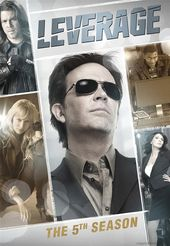 Leverage - Season 5 (4-DVD)