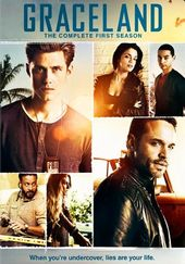 Graceland - Season 1 (3-DVD)