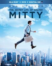 The Secret Life of Walter Mitty (Blu-ray + DVD)