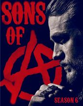 Sons of Anarchy - Season 6 (Blu-ray)