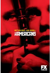 The Americans - Complete 2nd Season (4-DVD)
