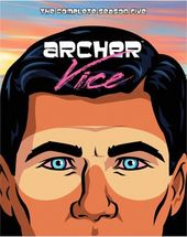 Archer - Complete Season 5 (Blu-ray)