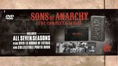 Sons of Anarchy - Complete Series Giftset (30-DVD)