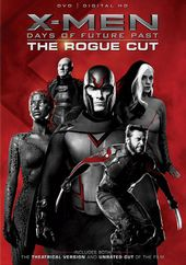 X-Men: Days of Future Past (The Rogue Cut) (2-DVD)