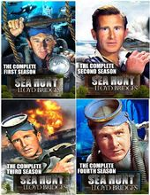 Sea Hunt - Complete Series (20-Disc)