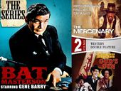 Bat Masterson - Complete Series (16-Disc)