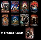 Full Moon Pictures - Puppet Master - Trading Cards