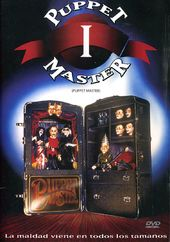 Puppet Master (Spanish Language Packaging)