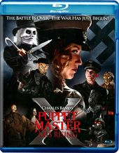 Puppet Master X: Axis Rising (Blu-ray)