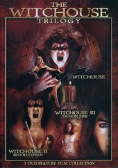 The Witchouse Trilogy (3-DVD)