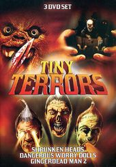 Tiny Terrors: Shrunken Heads / Dangerous Worry