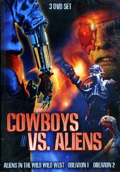 Cowboys vs. Aliens: Aliens in the Wild West /