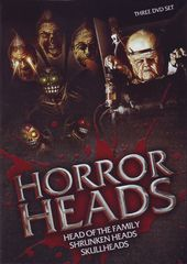 Horror Heads: Head of the Family / Shrunken Heads
