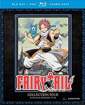 Fairy Tail: Collection Four (Blu-ray)