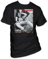 GG Allin - You Give Love A Bad Name - T-Shirt